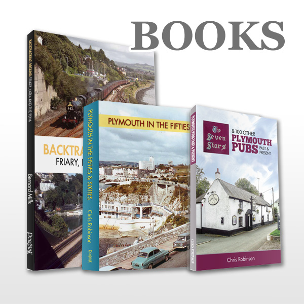 Browse Chris Robinson's Plymouth Books