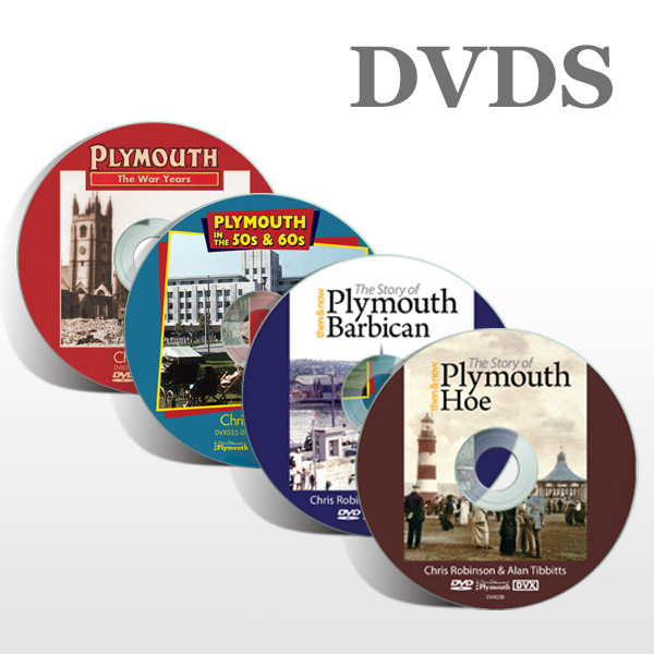 Browse Chris Robinson's Plymouth DVDs