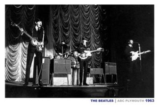 The Beatles at Plymouth ABC 1963