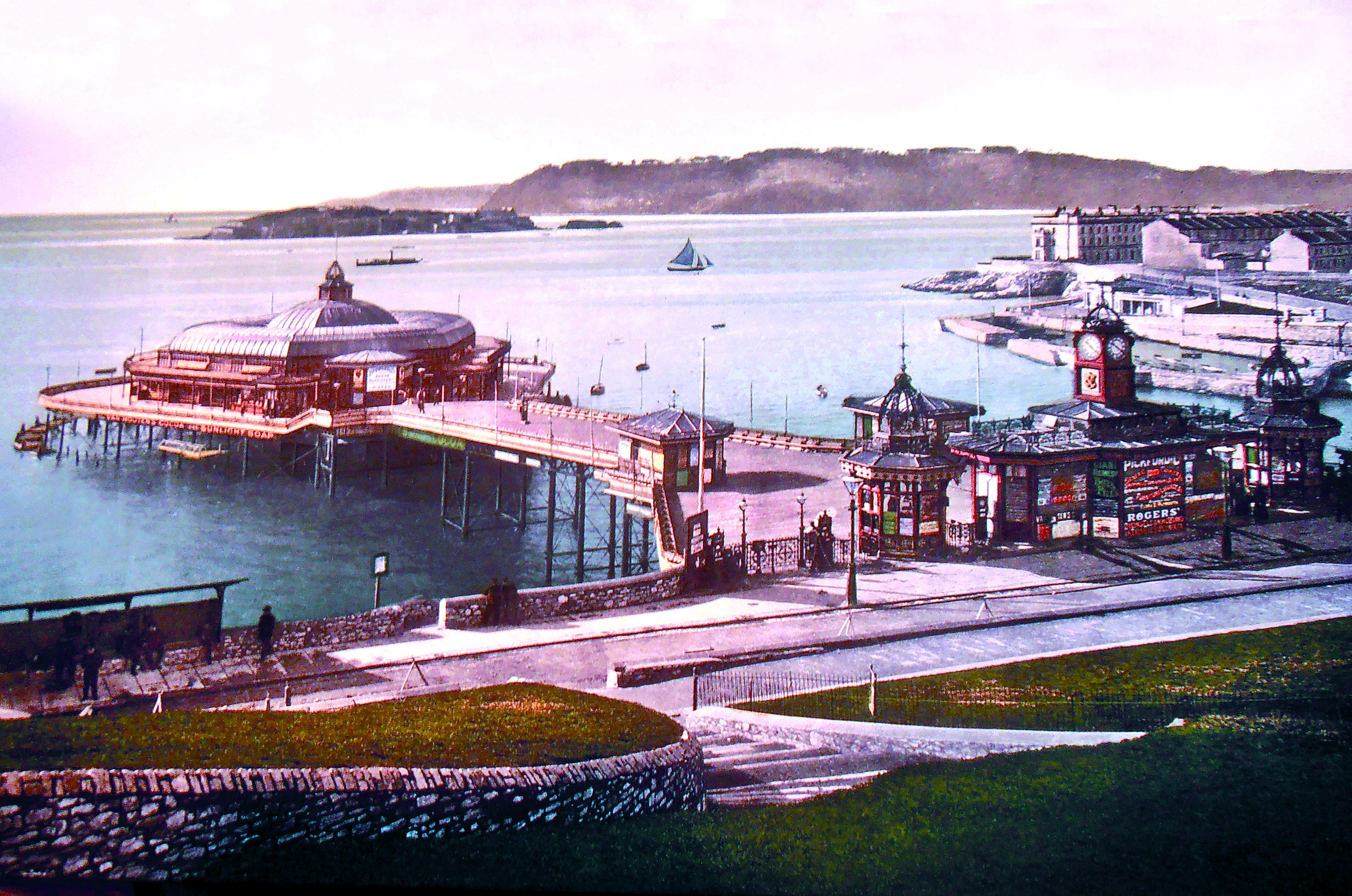 Then Amp Now The Story Of Plymouth Hoe Barbican Amp City